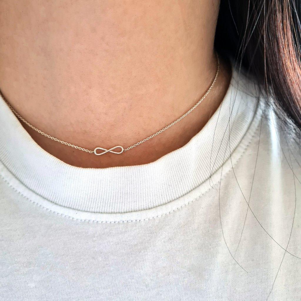 nekonečno šperk looa brno zlato stříbro řetízek