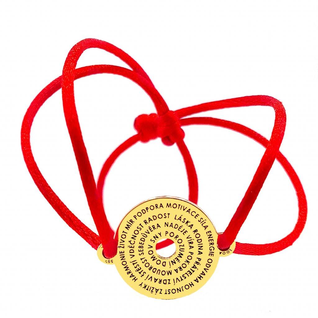 talisman šťastného života šperky looa brno zlato stříbro