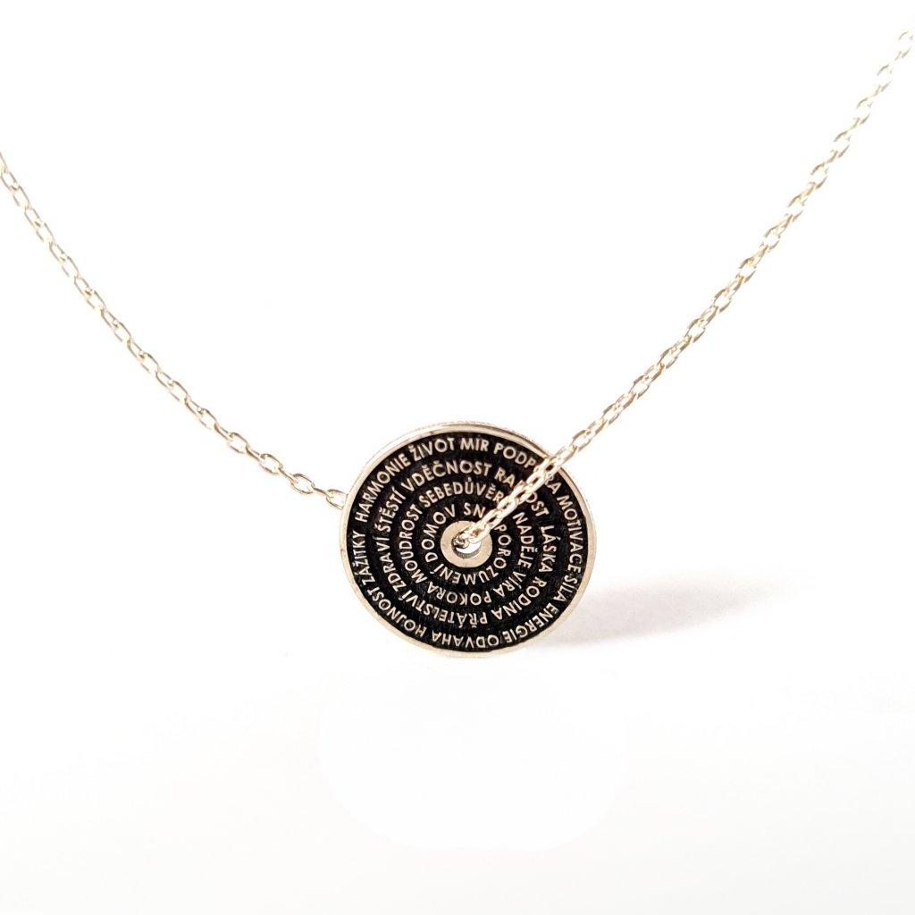 talisman šťastného života šperky looa brno