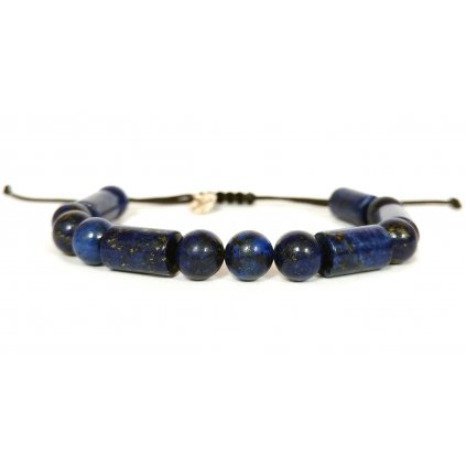 Náramek LOOA, Morseův kód, lapis lazuli