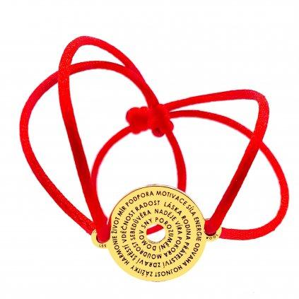 talisman šťastného života šperky looa brno zlato, stříbro