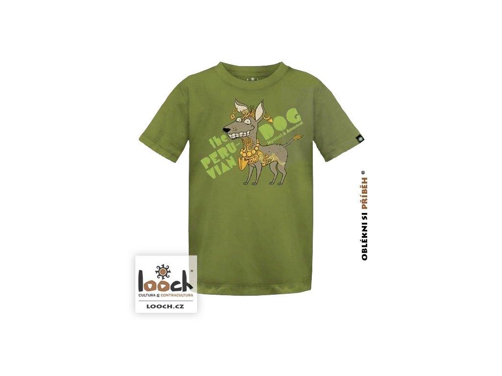 tričko Looch Peruvian Dog