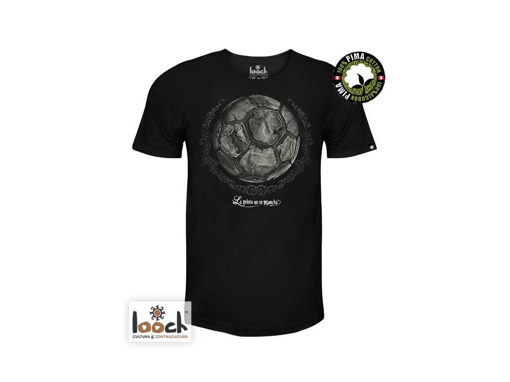 tričko Looch El Deporte Rey