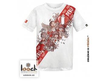 tričko Looch La Franjita