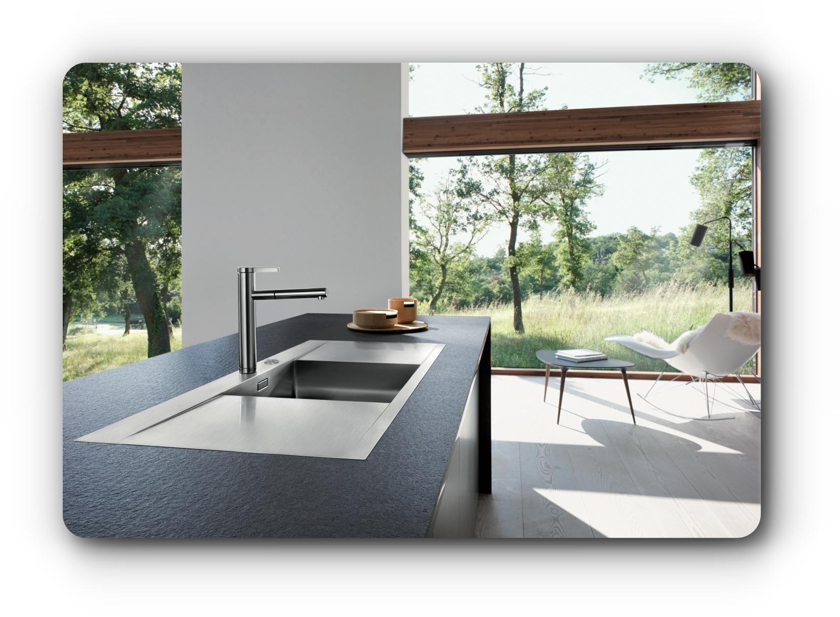 Z jakého materiálu vybrat ten správný kuchyňský dřez?