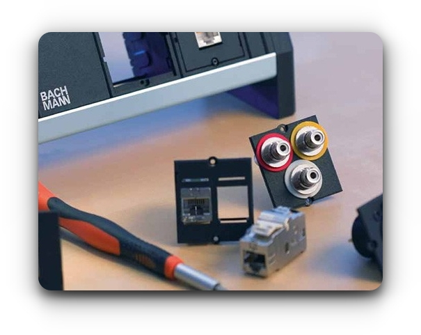 Jak si správně nakonfigurovat elektro zásuvku Bachmann?