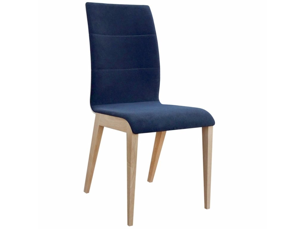 Dřevěná židle Paged Quadro (Skupina čalounění Skupina 4)