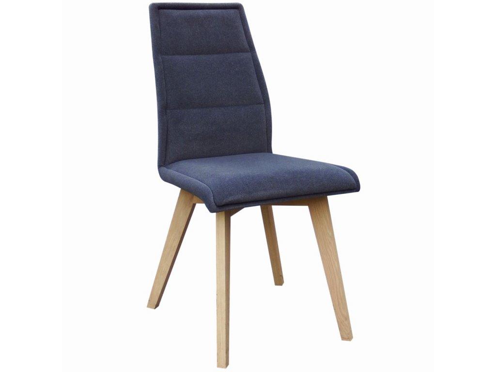 Dřevěná židle Paged Sana (Skupina čalounění Skupina 4)