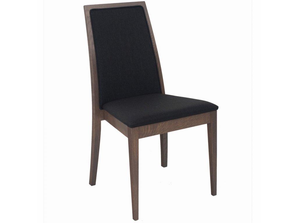 Dřevěná židle Paged Seva (Skupina čalounění Skupina 4)