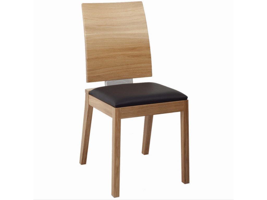 Dřevěná židle Paged Terra (Skupina čalounění Skupina 4)