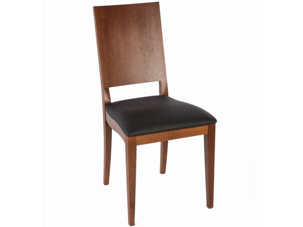 Dřevěná židle Paged Catania (Skupina čalounění Skupina 4)