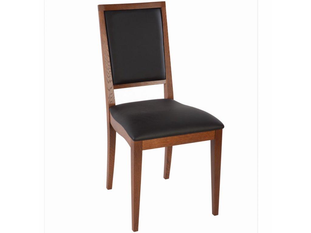 Dřevěná židle Paged Catania 2 (Skupina čalounění Skupina 4)