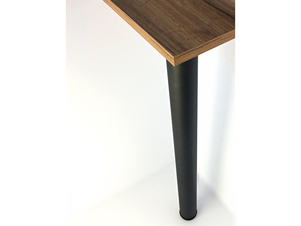 noha stolova cerna 710