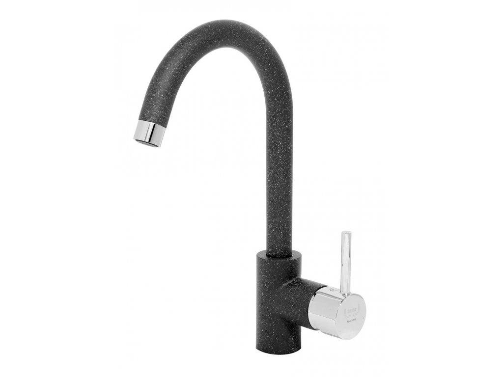 Kuchyňská baterie Sinks MIX 35 Granblack