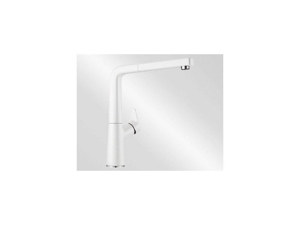 Kuchyňská baterie Blanco AVONA-S  Silgranit look bílá