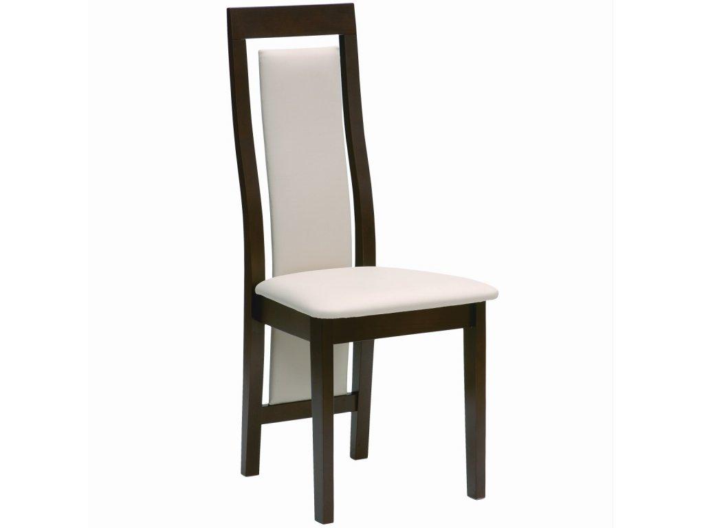 Dřevěná židle Paged Kansas (Skupina čalounění Skupina 4)