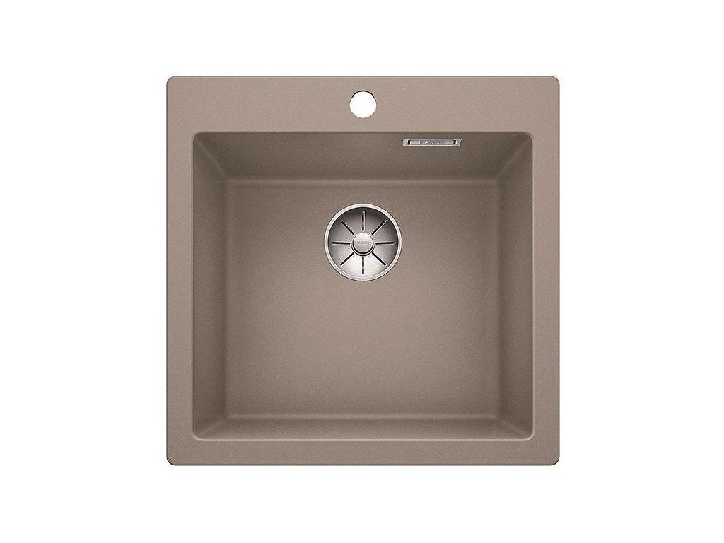 Granitový dřez Blanco PLEON 5 InFino Silgranit tartufo 521675