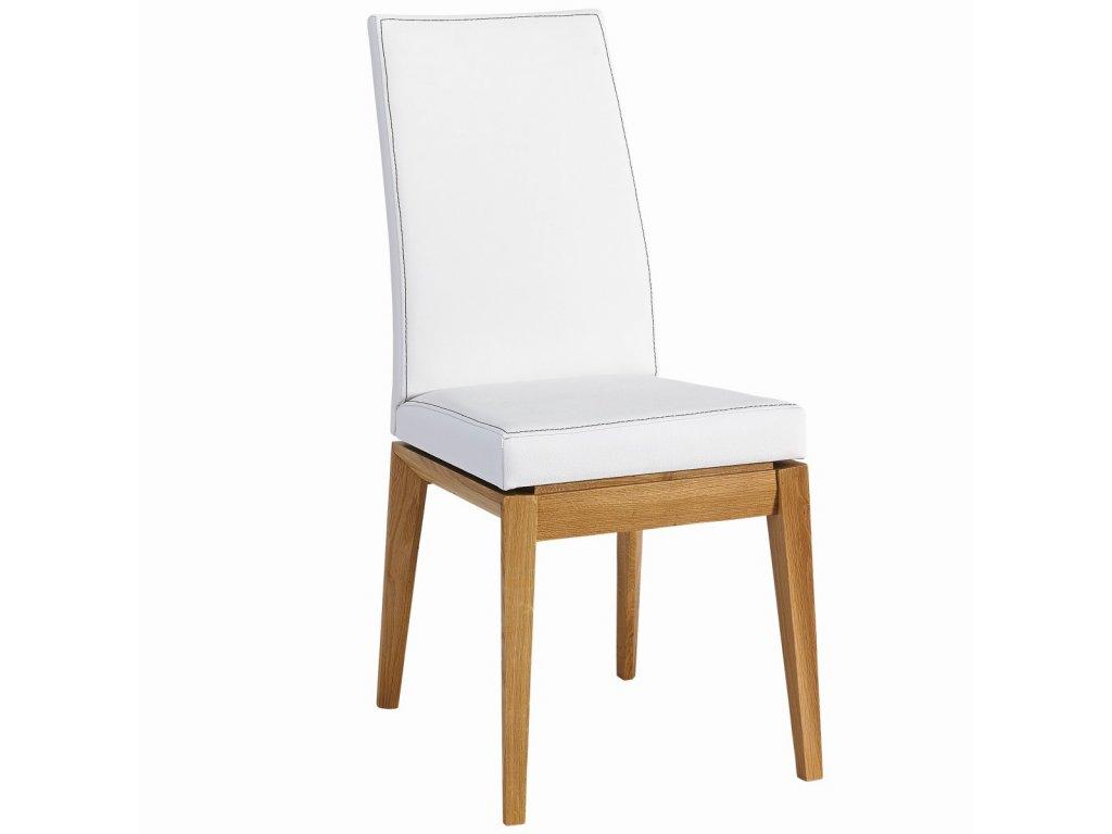 Dřevěná židle Paged Modern (Skupina čalounění Skupina 4)