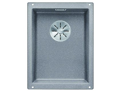 Granitový dřez Blanco SUBLINE 320-U InFino Silgranit aluminium bez táhla 523408