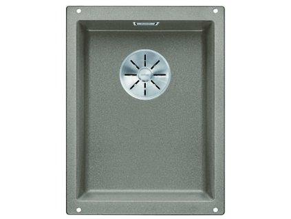 Granitový dřez Blanco SUBLINE 320-U InFino Silgranit tartufo bez táhla 523414