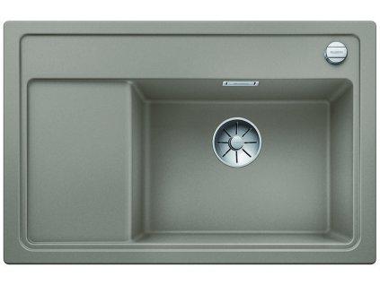 Granitový dřez Blanco ZENAR XL 6 S Compact InFino Silgranit tartufo dřez vpravo s exc. bez přísl. 523782