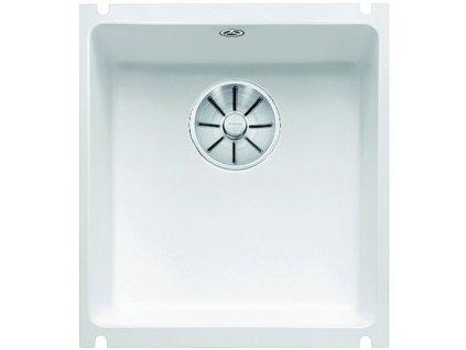 Blanco SUBLINE 375 U InFino Keramika zářivě bílá bez excentru