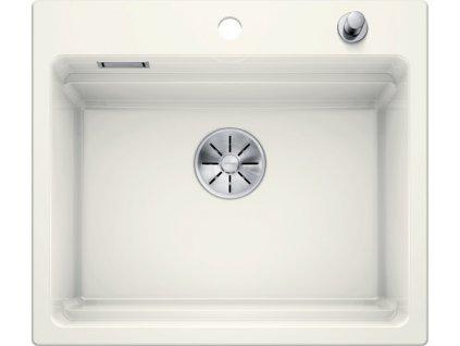 Blanco ETAGON 6 InFino keramika zářivě bílá lesklá s excentrem