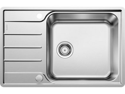 Blanco LEMIS XL 6 S-IF Compact nerez kartáčovaný s excentrem