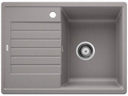 Blanco ZIA 45 S Compact Silgranit aluminium oboustranné provedení