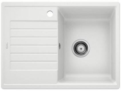 Blanco ZIA 45 S Compact Silgranit bílá oboustranné provedení