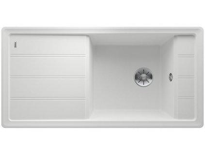 Blanco FARON XL 6 S InFino Silgranit bílá oboustranný