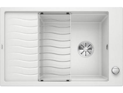 Blanco ELON XL 6 S InFino Silgranit bílá obous. s exc. + přísluš
