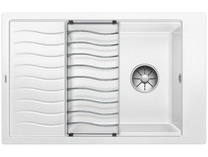 Blanco ELON XL 6 S InFino Silgranit bílá obous. bez exc. + přísluš