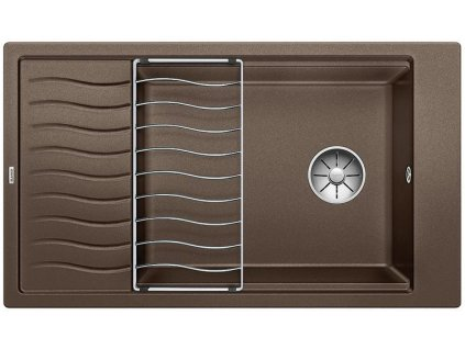 Blanco ELON XL 8 S InFino Silgranit káva oboustr. bez exc. + přísluš.
