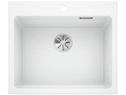 Blanco ETAGON 6 InFino Silgranit bílá bez excentru+pojezdy
