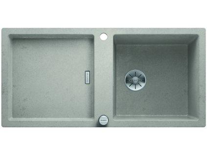 Blanco ADON XL 6 S InFino Silgranit Beton-Style obous. prov. s exc. přísluš. ano