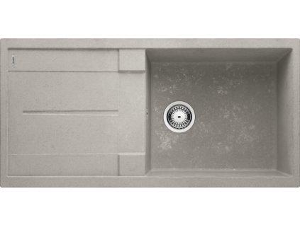 Blanco METRA XL 6 S Silgranit Beton-Style oboustranné provedení