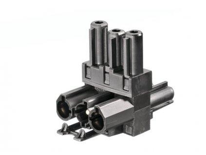 Odbočovací blok pro systémy s konektory GST18