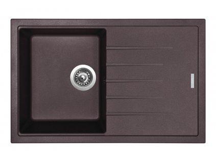 Granitový dřez Sinks BEST 780 Marone