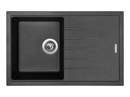 Granitový dřez Sinks BEST 780 Metalblack