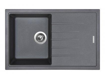 Granitový dřez Sinks BEST 780 Titanium