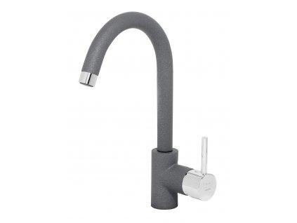 Kuchyňská baterie Sinks MIX 35 Titanium