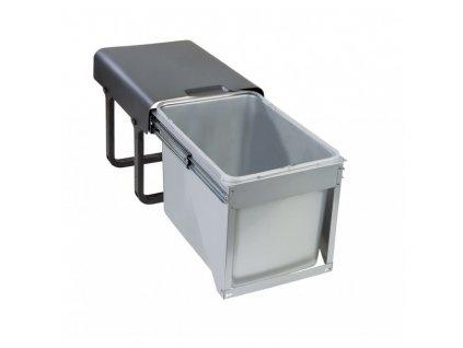 Odpadkový koš Sinks EKKO FRONT 40 1x34l