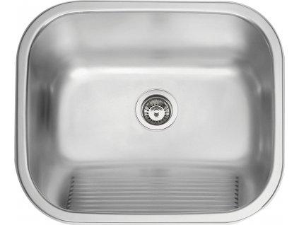 Nerezový dřez Sinks ACQUAVIVA 550 V 1,0mm leštěný