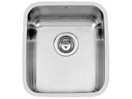 Nerezový dřez Sinks BRASILIA 380 V 0,7mm spodní leštěný
