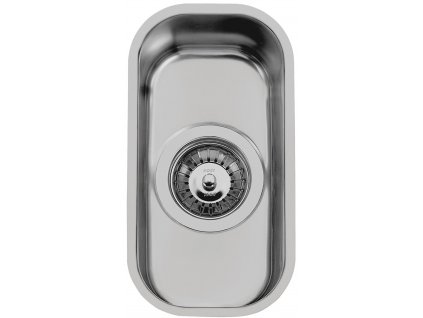 Nerezový dřez Sinks SINGULAR 168 V 0,7mm leštěný