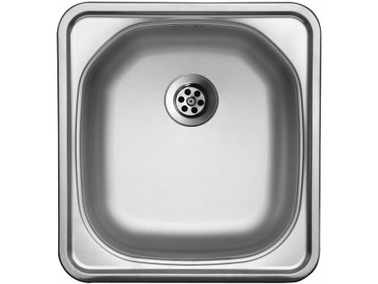 Nerezový dřez Sinks COMPACT 435 M 0,5mm matný