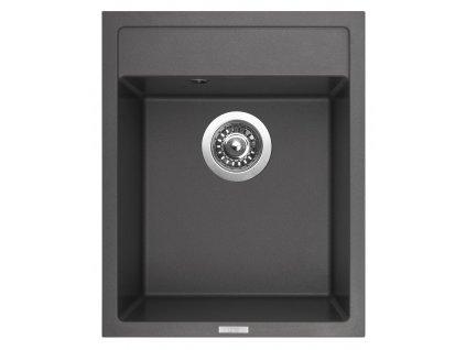 Granitový dřez Sinks CLASSIC 400 Titanium