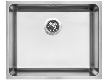 Nerezový dřez Sinks BLOCK 540 V 1mm kartáčovaný