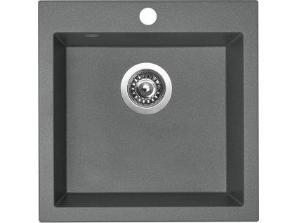 Sinks VIVA 455 Titanium